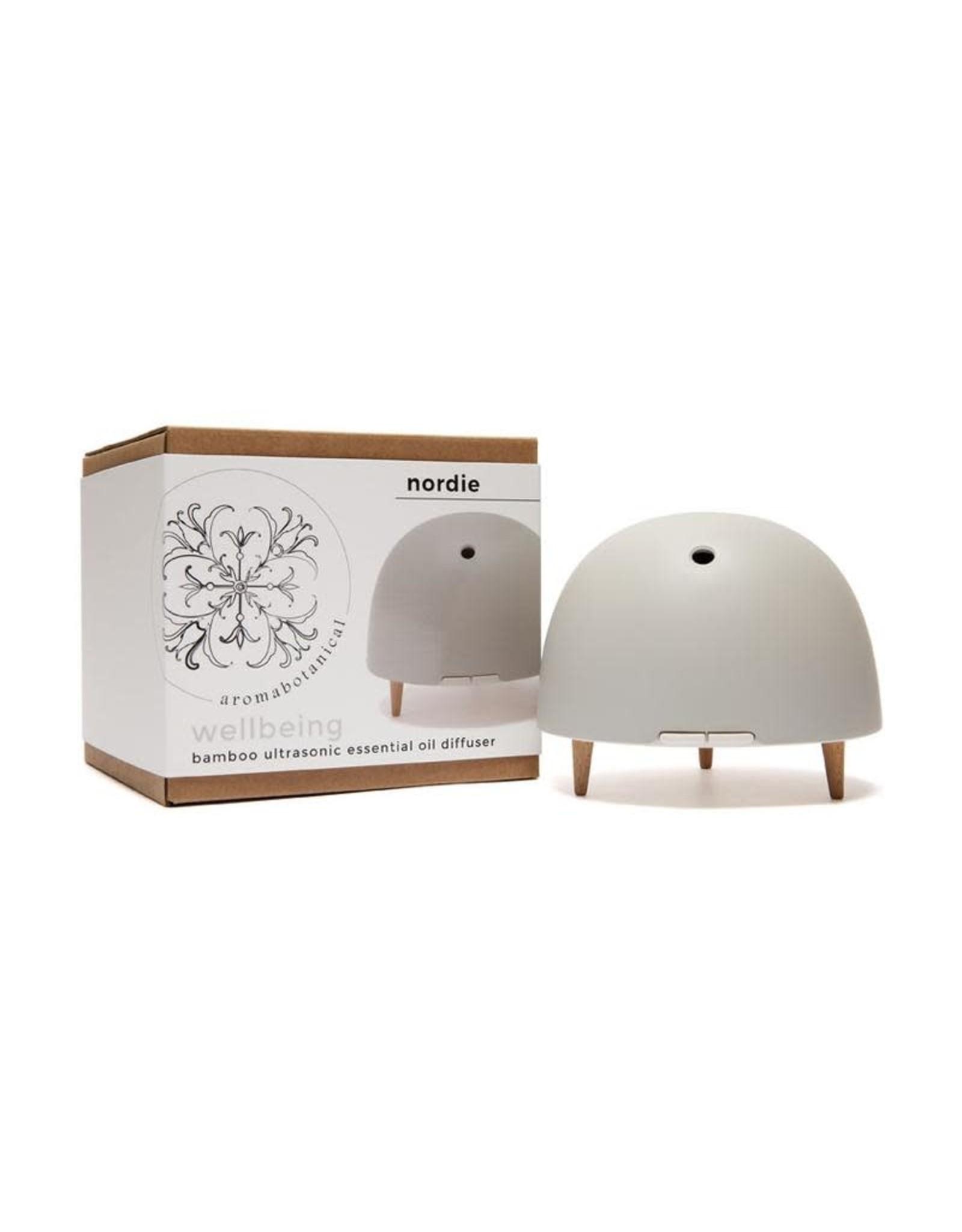 AromaBotanicals Nordie Ultrasonic Diffuser - Natural