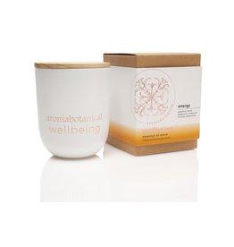 AromaBotanicals Energy Aromatherapy Candle 390g