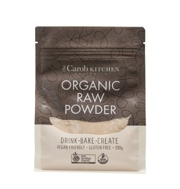 The Carob Kitchen Raw Carob Powder 200g