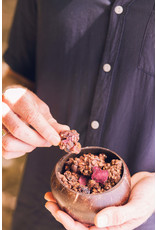 Mindful Foods Chocolate Nut Butter Clusters With Davidson Plum (Organic) - 200g