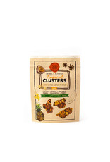 Mindful Foods Tropical Nut Butter Clusters With Lemon Myrtle (Organic) - 200g