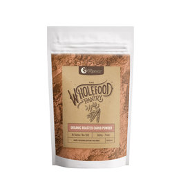 NutraOrganics Roasted Carob Powder 200g