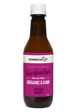 Kombucha Life Kombucha - Organic & Raw Mixed Berry 350ml