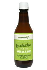 Kombucha Life Kombucha - Organic & Raw Pomegranate Apple - 350ml