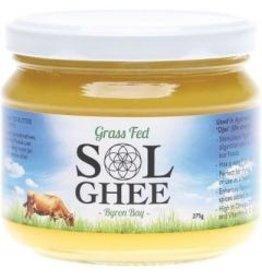 Sol Ghee Grass Fed Ghee
