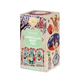 Ministry Of Tea Moroccan Mint Tea - 20 Tea Bags
