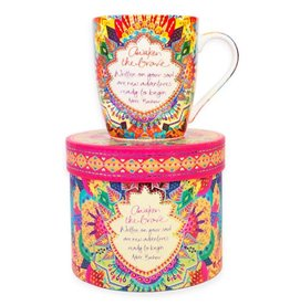 Intrinsic Kaleidoscope Tribe Mug