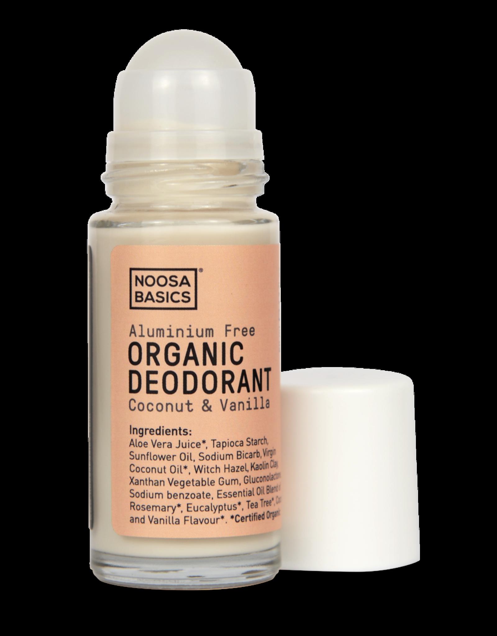 Noosa Basics Deodorant Roll On - Coco Vanilla 50ml