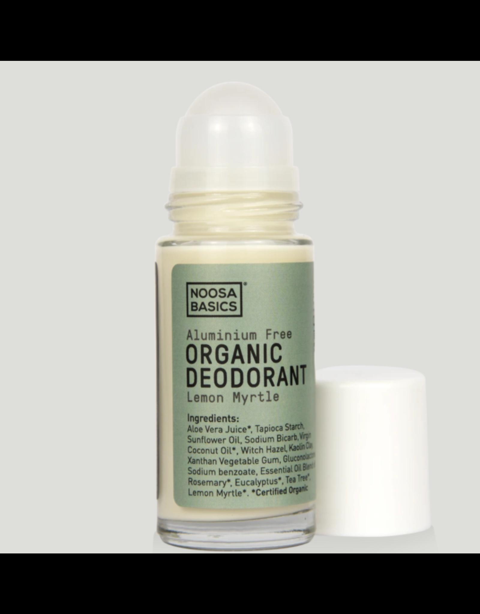 Noosa Basics Deodorant Roll On - Lemon Myrtle 50ml