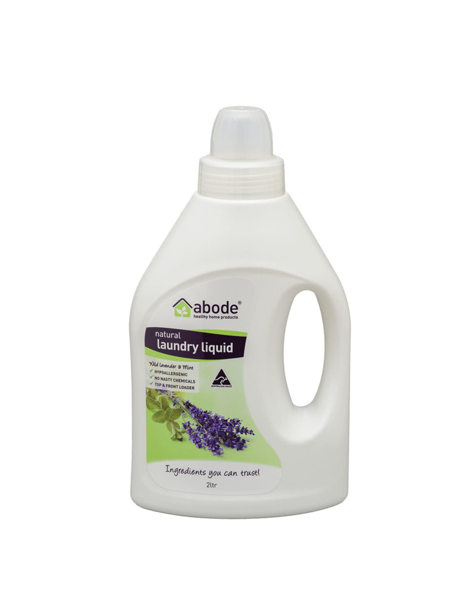 Abode Laundry Liquid Lavender & Mint