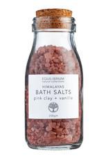 Equilibrium Natural Collections Himalayas Bath Salt Pink Clay & Vanilla