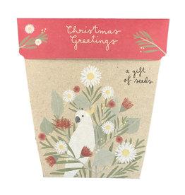 Sow 'N Sow Gift of Seeds - Christmas Greetings