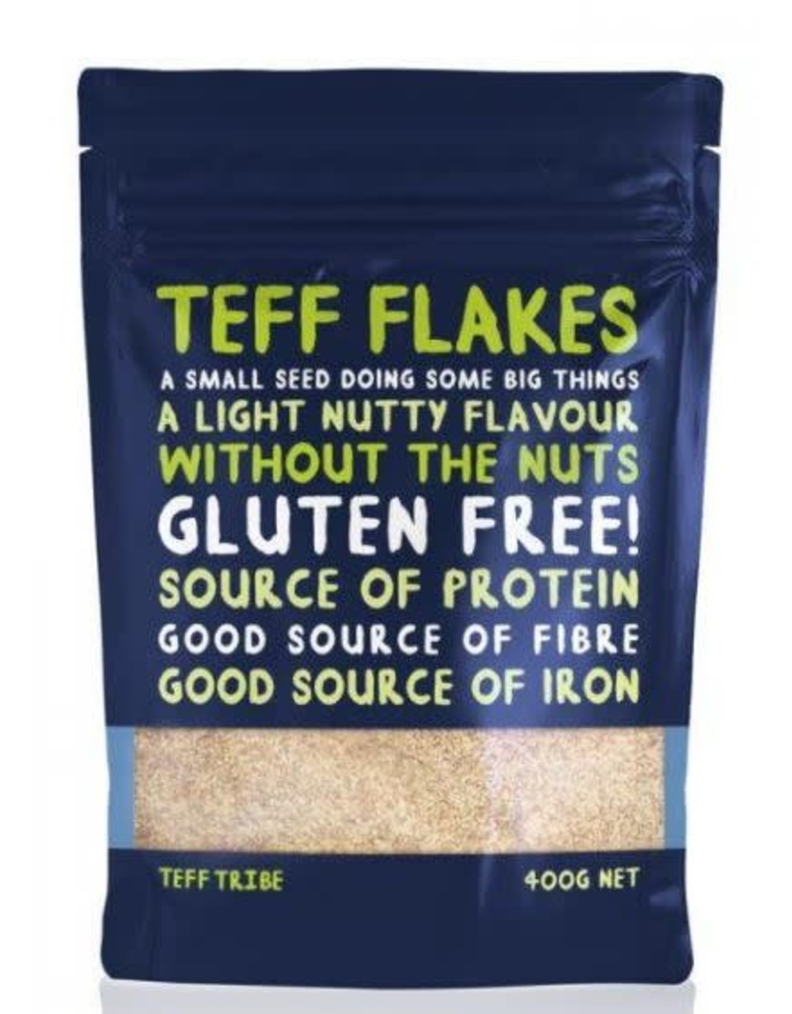 Teff Tribe Teff Flakes 400g