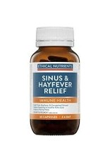 Ethical Nutrients Immunzorb Sinus & Hayfever Relief