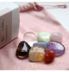 Crystalline Wellness Crystal Packs - Chakras