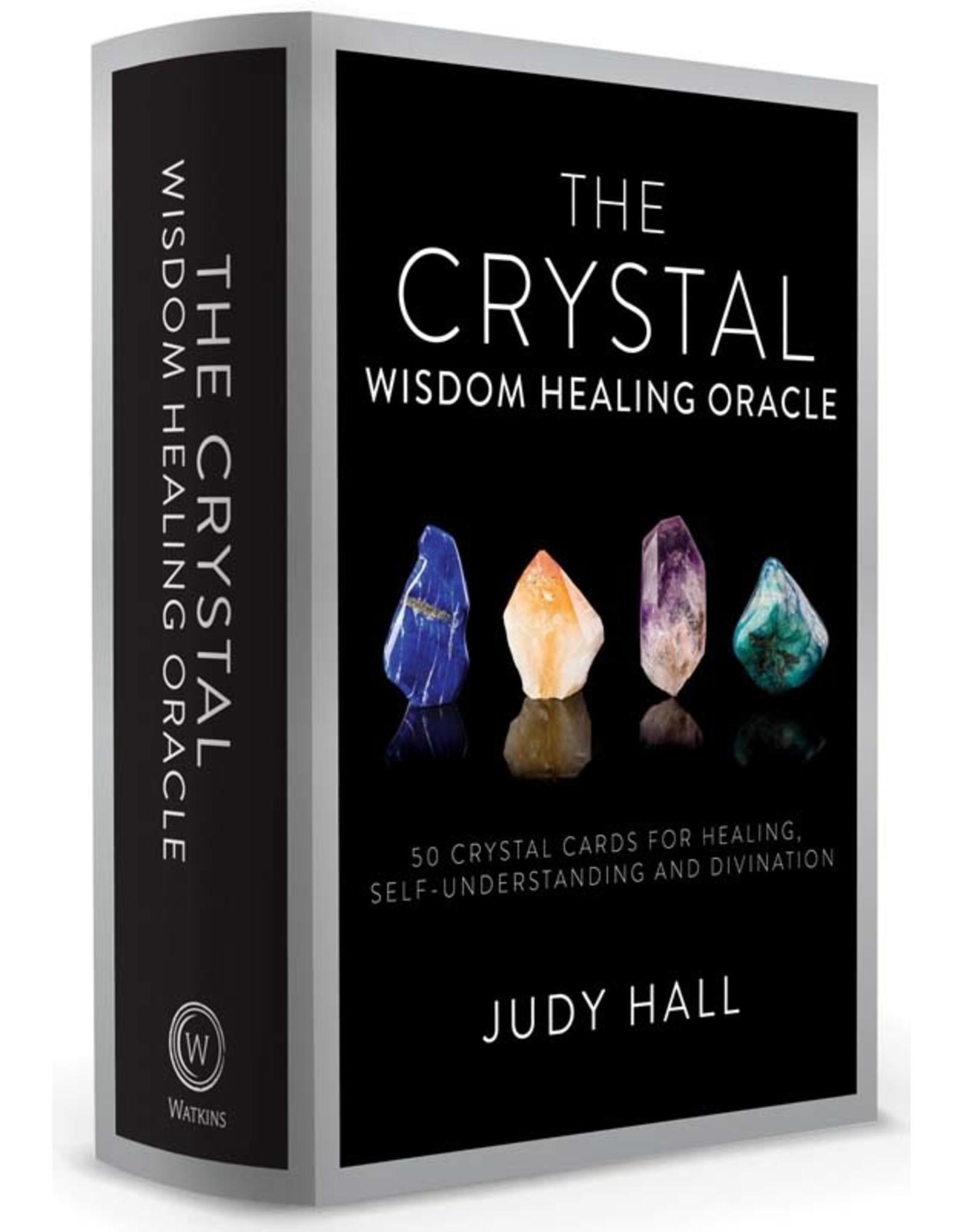 Crystal Wisdom Healing Oracle Cards