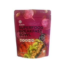 Jomeis Superfood Breakfast Bowl Mix Beetroot & Cacao 240g