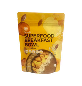 Jomeis Superfood Breakfast Bowl Mix Turmeric & Ginger 240g