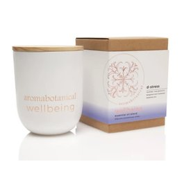 AromaBotanicals D-Stress Aromatherapy Candle 390g