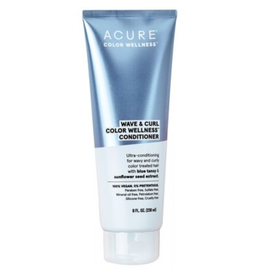 Acure Wave & Curl Colour Wellness Conditioner 236ml