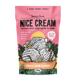 Botanika Blends Nice Cream Vanilla Bean Protein Ice Cream 120g