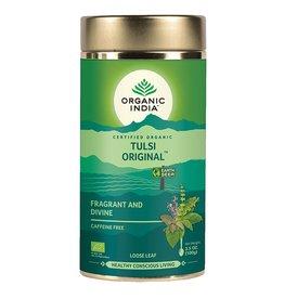 Organic India Tulsi Tea Original Canister 100g