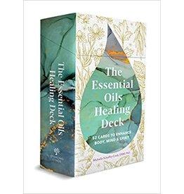 Essential Oils Healing Deck