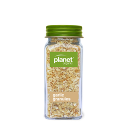 Planet Organic Garlic Granules 60g