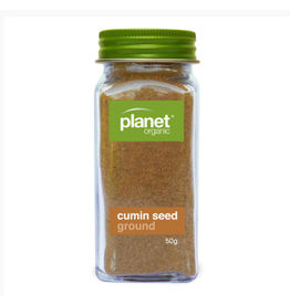 Planet Organic Cumin Seed Ground 50g