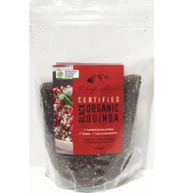 Chef's Choice Organic Black Quinoa