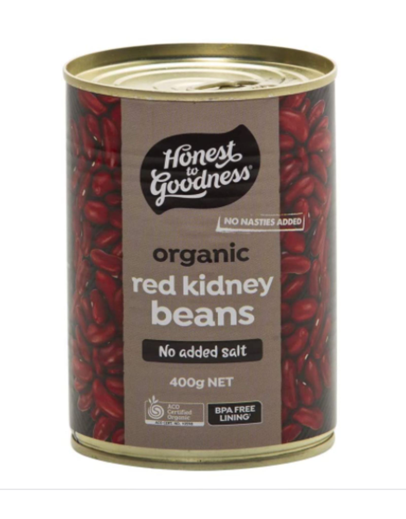 Honest To Goodness Canned Red Kidney Beans - 400g