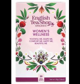 English Tea Shop Say Something With Tea - Women's Wellness Tea - 20 tea bags