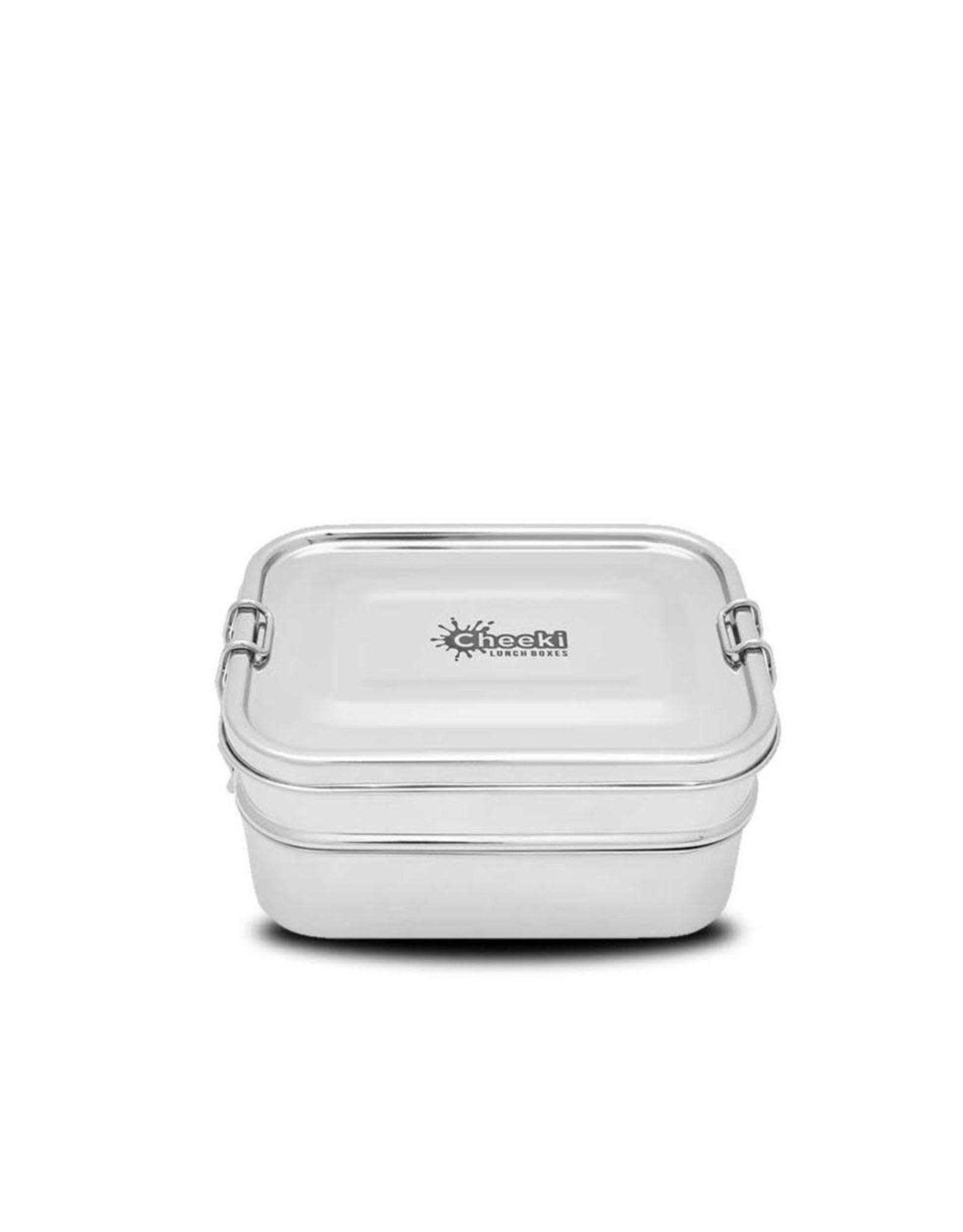 Cheeki Lunch Box Double Stack 1L