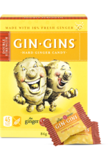 The Ginger People Gin Gins Ginger Candy Hard - Double Strength 84g