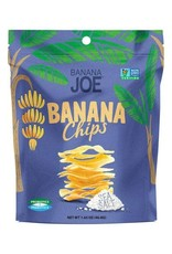 Banana Joe Banana Chips Sea Salt 46.8g