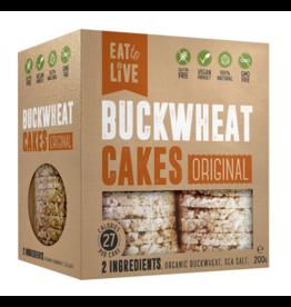 Eat to Live Buckwheat Cakes Original 200g