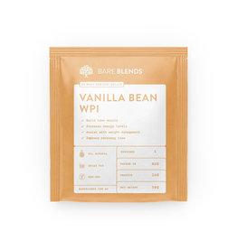 Bare Blends Vanilla Bean WPI