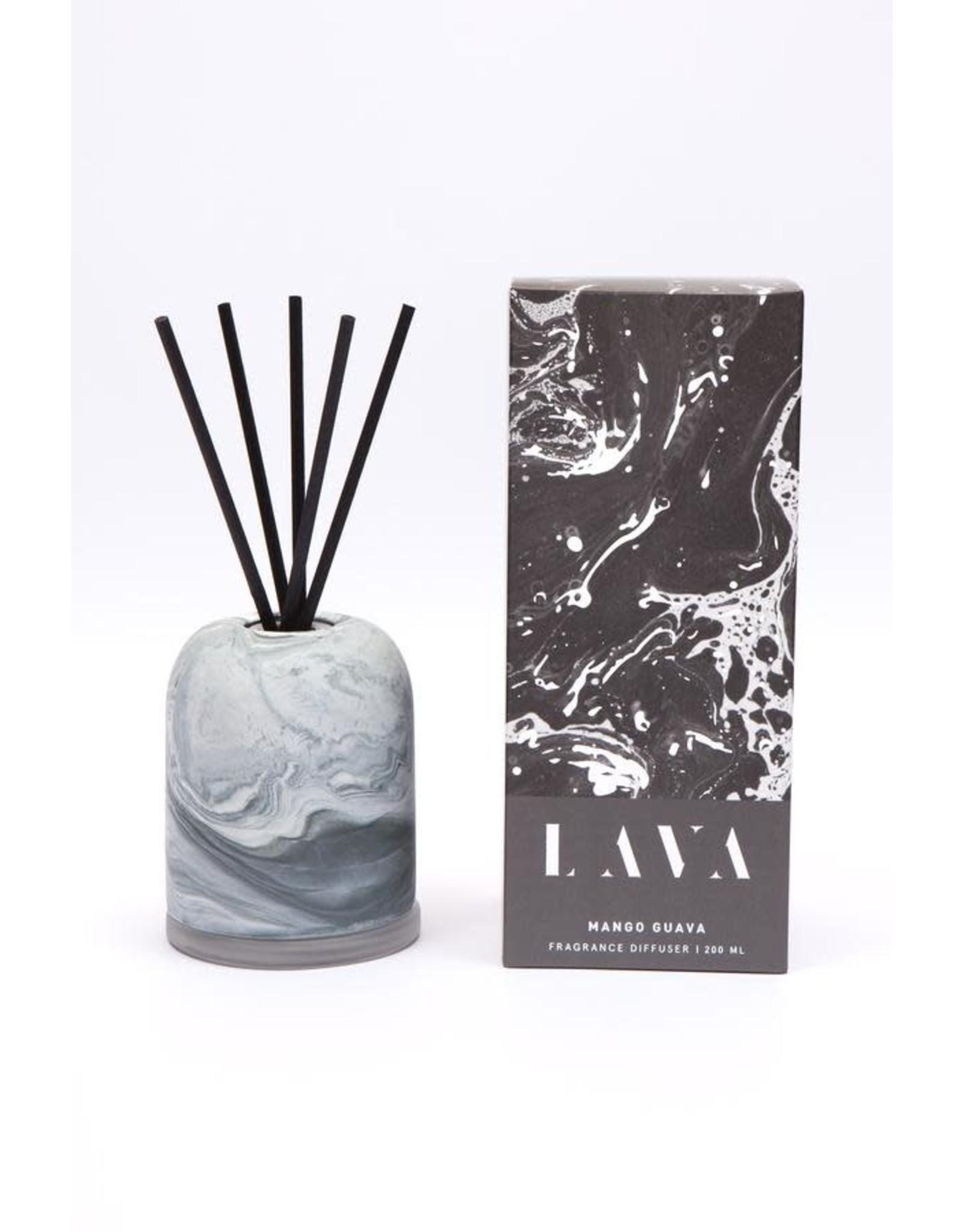 Lava Lava - Mango Guava 200mL Reed Diffuser
