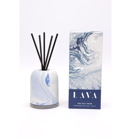 Lava Lava - Sea Salt Rose 200mL Reed Diffuser