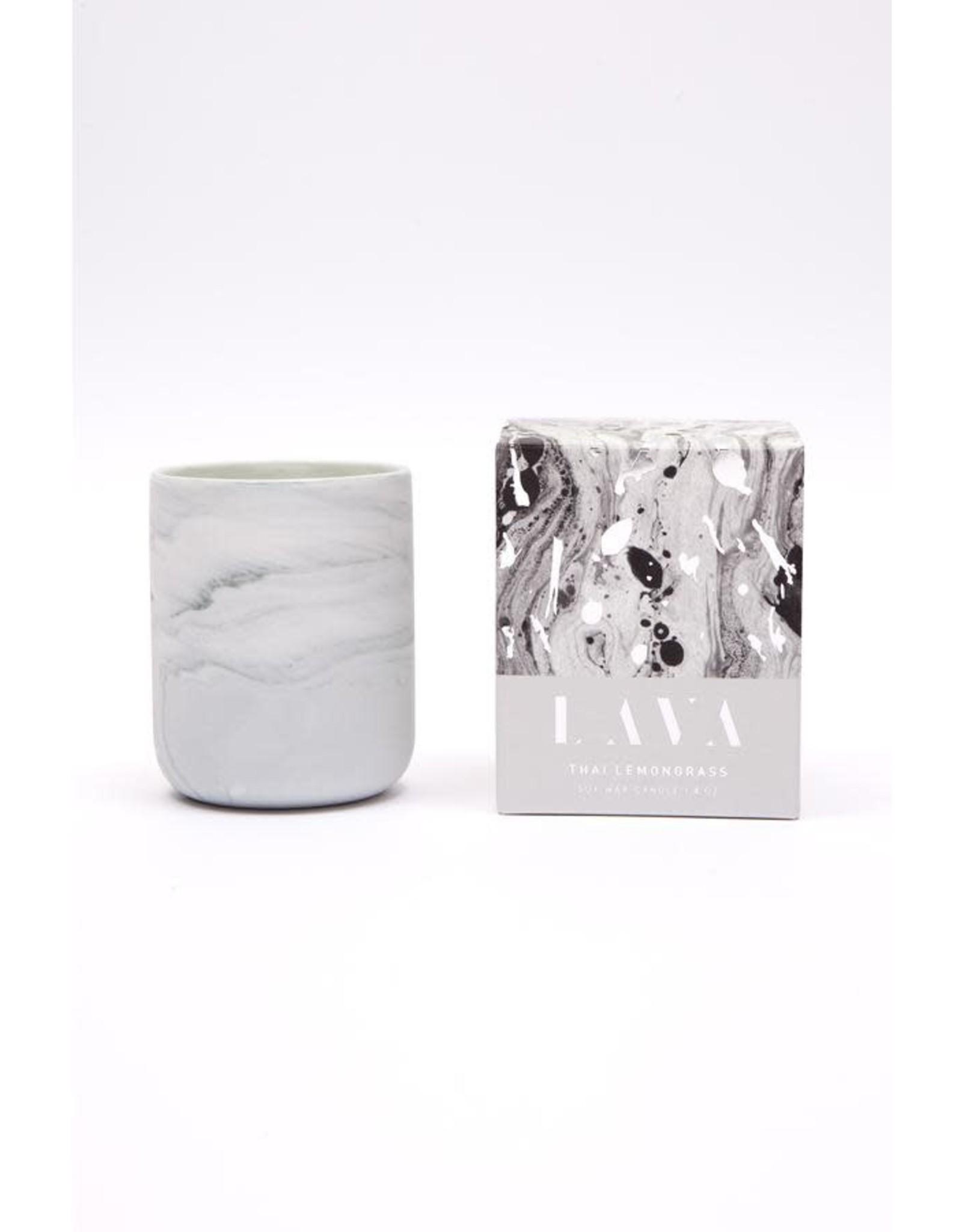 Lava Lava - Thai Lemongrass Candle 4oz