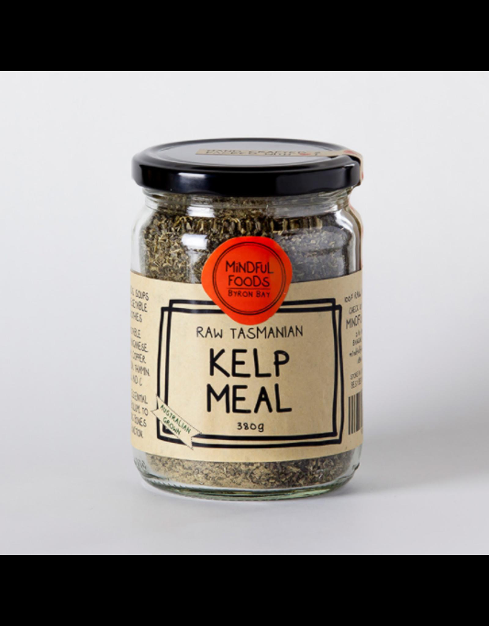 Mindful Foods Kelp Meal Raw Tasmanian 180g jar