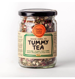 Mindful Foods Tummy Tea 90g Jar