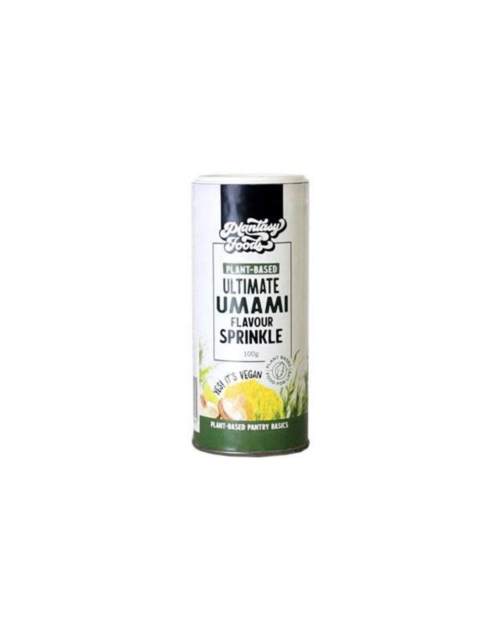 Plantasy Foods Ultimate Umami Flavour Sprinkle Vegan Seasoning 100g