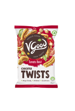 VGood Chickpea Twists - Tomato & Basil 85g