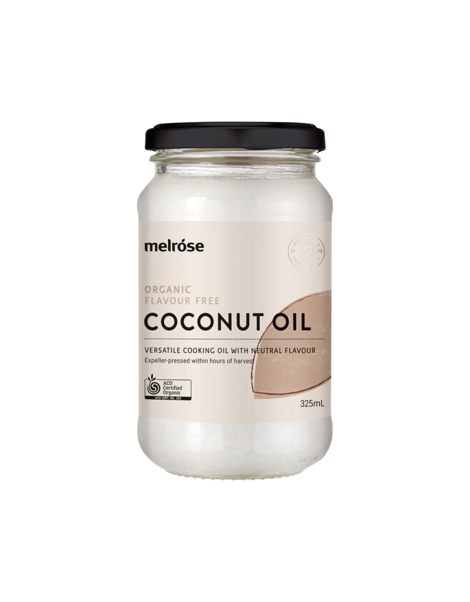 Organic Coconut Oil Flavour Free 325ml
