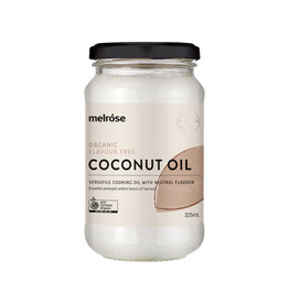 Organic Coconut Oil Flavour Free 325ml