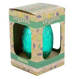 Organic Times Organic Dark Chocolate Easter Egg 70gm