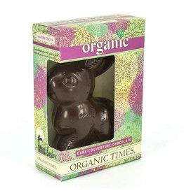 Organic Times Organic Dark Chocolate Easter Bunny 70gm