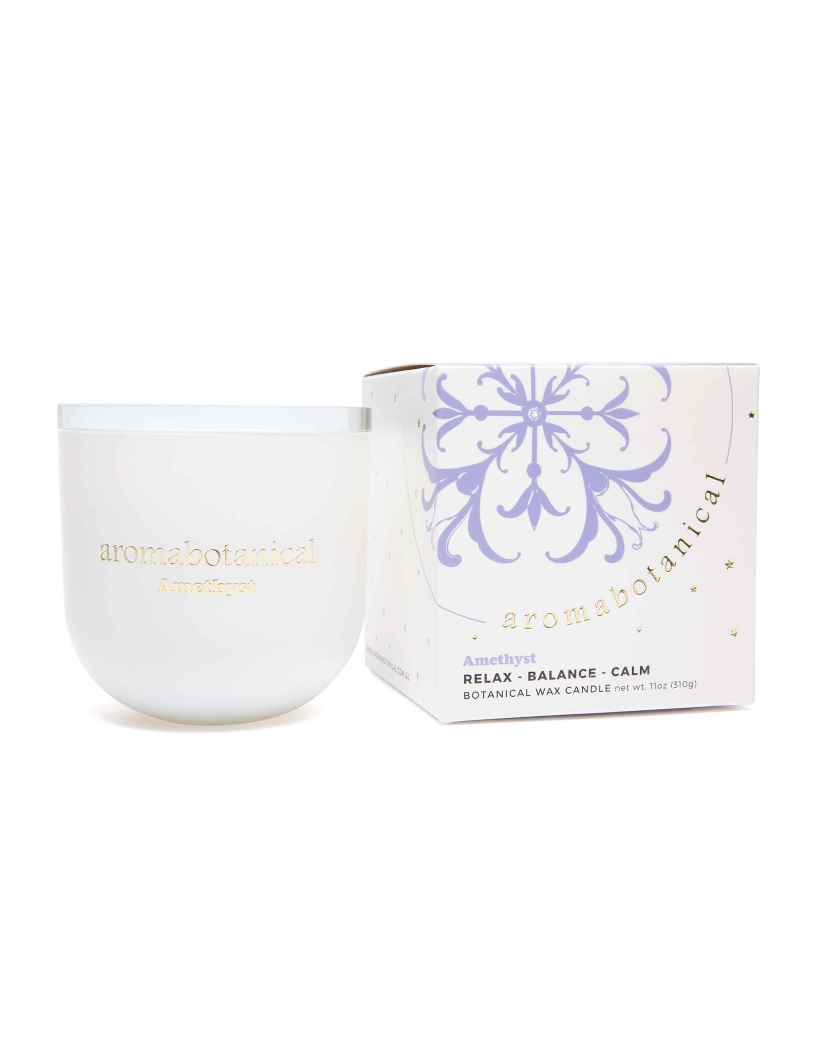 AromaBotanicals Crystal Candle 310g