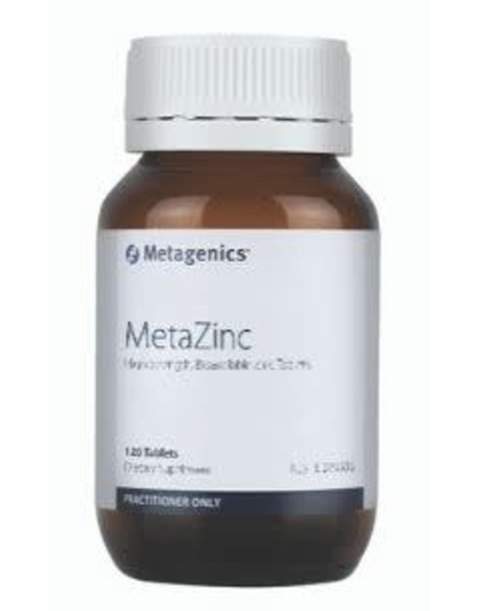 Metagenics MetaZinc 120t